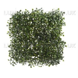 Bloom'its Artificial Hedged Boxwood Square