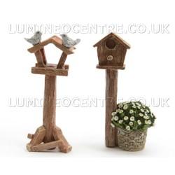Bloom'its Miniature Bird Table or Bird House
