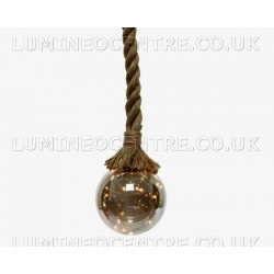 Lumineo Globe on a Rope Light
