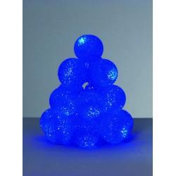 16 LED Coloured Ball Tower Light