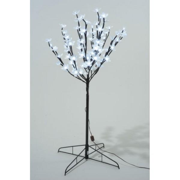 Christmas Tree Life Extender: Lumineo 180cm LED Prelit Outdoor Blossom Tree