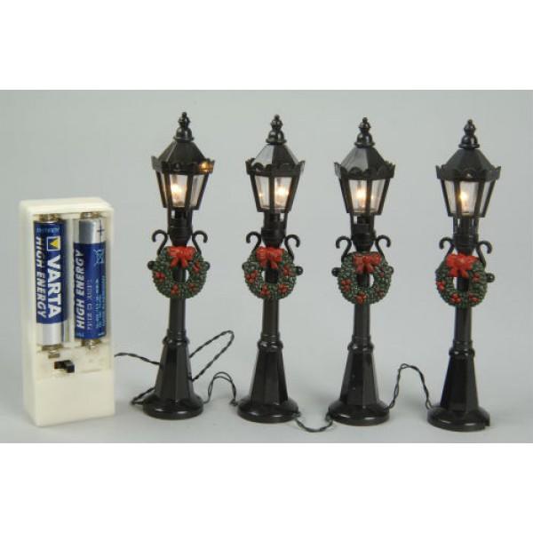 Miniature Christmas Tree Lights Battery Operated